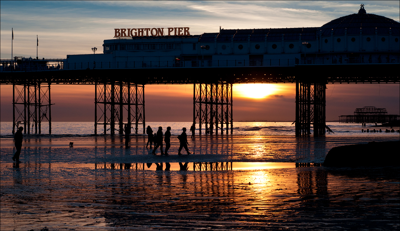 Brighton Pier – valcker – CC BY 2.0